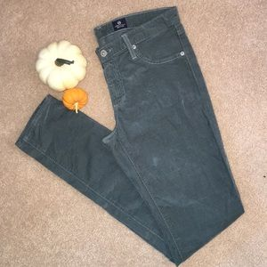 "AG ""The Legging Super Skinny"" Corduroy Pants"